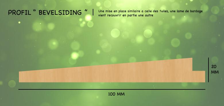 Profil Bevelsiding