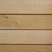 Bardage clin Red Cedar Bevel Siding