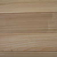 Bardage red cedar - profil grain d'orge