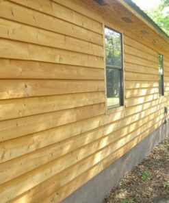 Bardage red cedar profil Bevel Siding