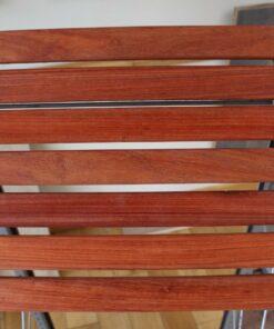 Bardage bois B FIX CLASSIC en Padouk